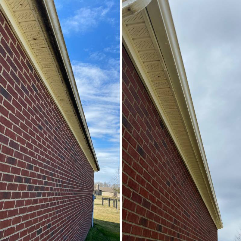 Gutter Cleaning Cincinnati