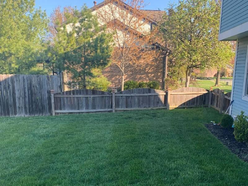 Fence Staining Cincinnati