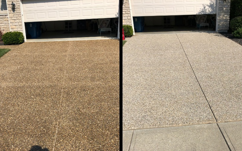 pressure washing anderson ohio