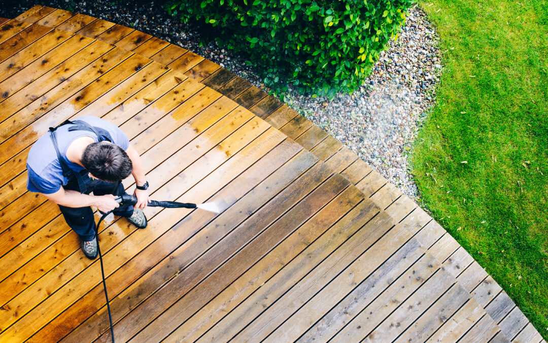 Seven Signs Your Home Needs Pressure Washing Services